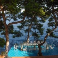 Rudolph Nureyev Private Island Li Galli Positano Italy