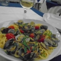Spaghetti w / Clam Sauce Recipe