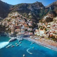I Go to POSITANO The AMALFI COAST