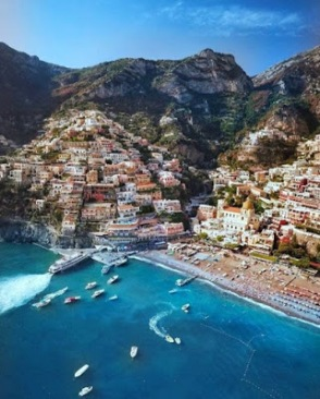 Sorrento Positano Amalfi Coast Video Capri Positano