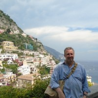 Thinking of Positano