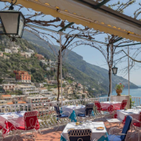 Where to Stay in Positano Hotels Map