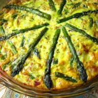 Amalfi Coast Italy Recipe Asparagus Frittata Amalfitana Positano