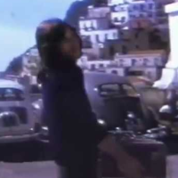 Mick and Keith in Positano 1968