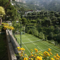 Positano Hotels with a Tennis Court and Pool