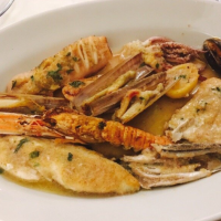 Best Seafood on The Amalfi Coast