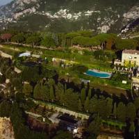 Villa Cimbrone Ravello Italy Amalfi Coast