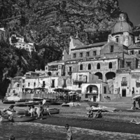 Brief History of Positano
