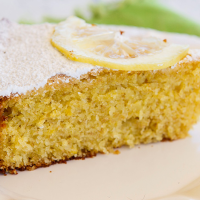 Amalfi Lemon Almond Cake Recipe Amalfitana