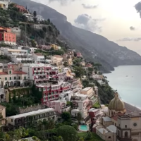 Travel to Capri Positano The Amalfi Coast during Covid-19 Pandemic