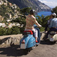 Positano Amalfi Coast Vespa Tour - Ravello and Atrani